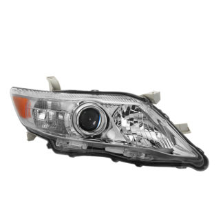 ( OE ) Toyota Camry 10-11 Passenger Side Headlights - OEM Chrome Right U.S. Built (Not Fit SE Model.)