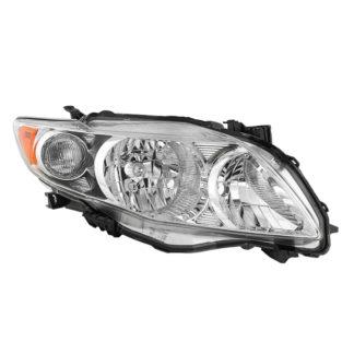 ( OE ) Toyota Corolla 2009-2010 Passenger Side Headlight -OEM Right