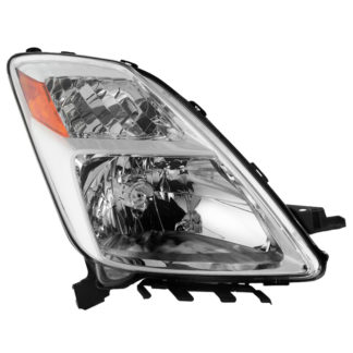 ( OE ) Toyota Prius Halogen Models Only 04-06 ( Don't fit HID Models ) ( Don't fit Models Built After 11/05/06 ) Passenger Side Headlight -OEM Right