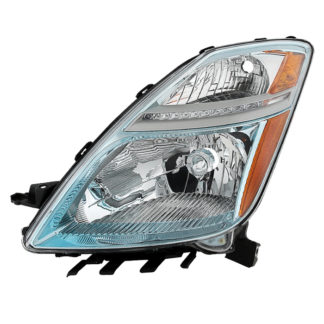 ( OE ) Toyota Prius Halogen Models Only 06-09 ( Don't fit HID Models ) ( Don't fit Models Built Before 11/06/06 ) Driver Side Headlight -OEM Left