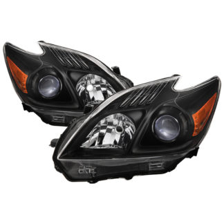 ( xTune ) Toyota Prius Halogen Only 2010-2011 (Won't fit Models with LED Type ) OEM Style Headlights - Black