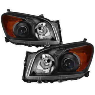( xTune ) Toyota RAV4 2009-2012 OEM Style Headlights - Black