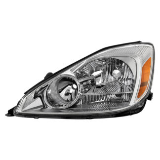 ( OE ) Toyota Sienna 2004-2005 Halogen only Driver Side Headlights -OEM Left