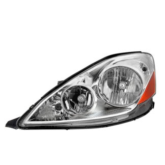 ( OE ) Toyota Sienna Halogen Models Only 2006-2010 ( Don't Fit HID Models ) Driver Side Headlight -OEM Left