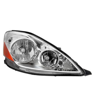 ( OE ) Toyota Sienna Halogen Models Only 2006-2010 ( Don't Fit HID Models ) Passenger Side Headlight -OEM Right