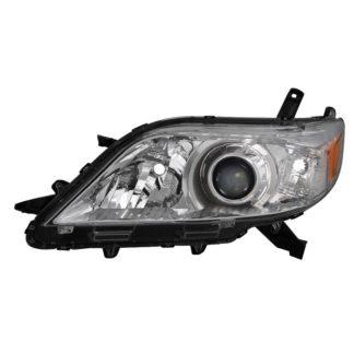 ( OE ) Toyota Sienna 2011-2016 Halogen only ( don't fit SE & LED Daytime Running Light Models ) Driver Side Headlights -OEM Left