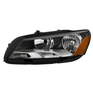 ( OE ) VW Passat 12-15 Driver Side Halogen Headlight - OEM L