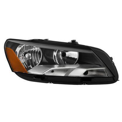 ( OE ) VW Passat 12-15 Passenger Side Halogen Headlight - OEM R
