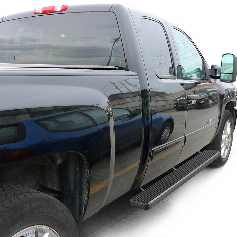 2007 Gmc Sierra Classic 3500 Extended Cab Transmission: IStep 6 Inch Running Board 2001-2014 Chevy Silverado 2500