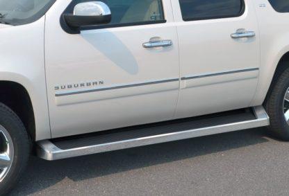 iRunning Board 6 Inch 2005-2014 Chevy Suburban   Polish