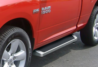 iRunning Board 6 Inch 2010-2018 Dodge Ram 3500 Regular Cab  Polish