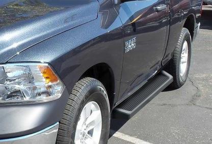 iRunning Board 6 Inch 2010-2018 Dodge RAM 5500 Regular Cab  Black