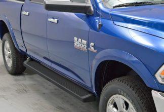 iRunning Board 6 Inch 2010-2018 Dodge Ram 3500 Crew Cab  Black