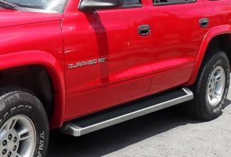 iRunning Board 6 Inch 1997-2000 Dodge Durango   Polish