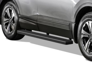 iStep 6 Inch Running Board 2017-2018 Honda CR-V   Black Finish