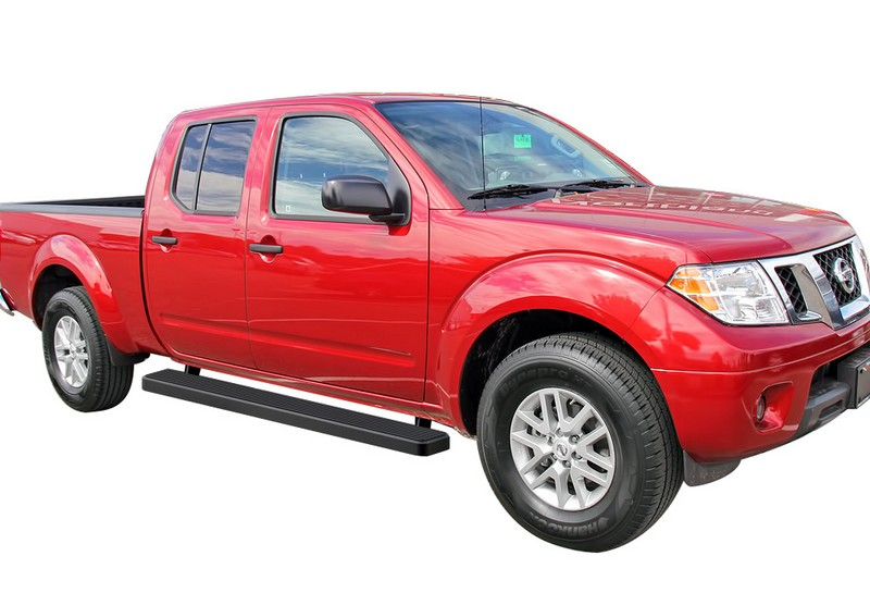 IStep 6 Inch Running Board 2005 2018 Nissan Frontier ...