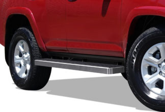 iStep 6 Inch Running Board 2017-2018 Toyota 4 Runner TRD Off-Road Hairline Finish