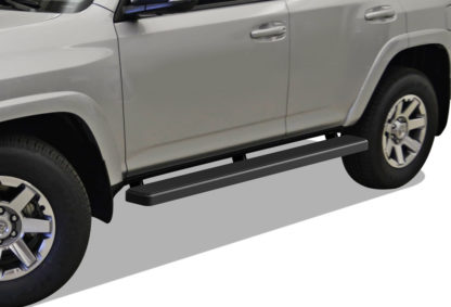 iStep 6 Inch Running Board 2017-2018 Toyota 4 Runner TRD Off-Road Black Finish