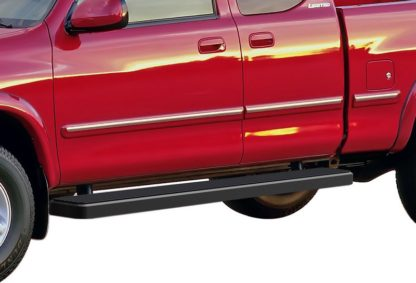 iStep 6 Inch Running Board 2000-2006 Toyota Tundra Ext Cab  Black Finish