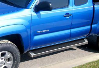iRunning Board 6 Inch 2005-2018 Toyota Tacoma Access Cab  Polish