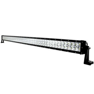 LED Lights Bar - 52 Inch 100pcs 3W LED / 300W Flood/Spot - Chrome