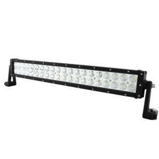 LED Lights Bar - 22 Inch 40pcs 3W LED / 120W Flood/Spot - Chrome