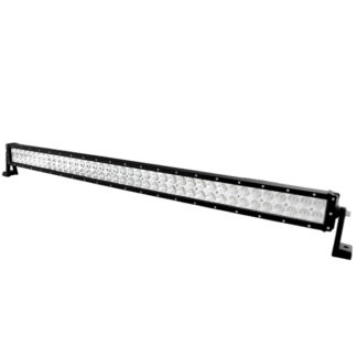 LED Lights Bar - 42 Inch 80pcs 3W LED / 240W Flood/Spot - Chrome