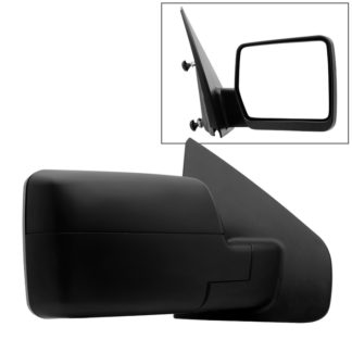 MIR-03348MB-M-R Ford F150 04-06 Manual OE Mirror - Right