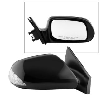 MIR-56001-9H1-P-R Scion TC 05-10 OE Mirror Black Power - Right | OE# 8791021190   PL# SC1321102