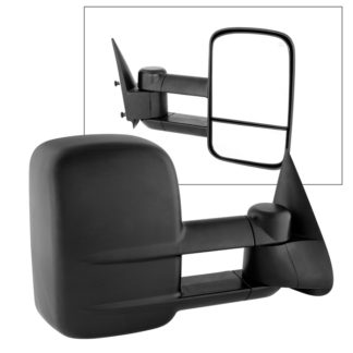 MIR-CS99-PW-R Chevy Silverado 99-02 Manual Extendable - Power Heated Adjust Mirror - RightFit: Chevy Avalanche 1500 2002 /Chevy Avalanche 2500 2002 /Chevy Silverado 1500 1999-02 /Chevy Silverado 1500 HD 2001-02 /Chevy Silverado 2500 1999-02 /Chevy Silverado 2500 HD 2001-02 /Chevy Silverado 3500 2001-02 /Chevy Suburban 1500 2000-02 /Chevy Suburban 2500 2000-02 /Chevy Tahoe 2000 (excluding V8 5.7L) /Chevy Tahoe 2001-02 /GMC Sierra 1500 1999-02 /GMC Sierra 1500 HD 2001-02 /GMC Sierra 2500 1999-02 /GMC Sierra 2500 HD 2001-02 /GMC Sierra 3500 2001-02 /GMC Yukon 2000 (excluding V8 5.7L) /GMC Yukon 2001-02 /GMC Yukon XL 1500 2000-02 /GMC Yukon XL 2500 2000-02 /GMC Yukon XL Denali 2001-02