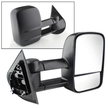 MIR-CSIL07-MA-R Chevy Silverado 07-12 Manual Extendable - MANUAL Adjust Mirror - RIGHTFit:Chevy Avalanche 1500 2007-13 /Chevy Silverado 1500 New Body Style 2007 /Chevy Silverado 1500 2008-13 /Chevy Silverado 2500 HD 2008-13 /Chevy Silverado 2500 HD New Body Style 2007 /Chevy Silverado 3500 New Body Style 2007 /Chevy Silverado 3500 2008-13 /Chevy Silverado Hybrid New Body 2007 /Chevy Silverado Hybrid 2009-13 /Chevy Suburban 1500 2007-13 /Chevy Suburban 2500 2007-13 /Chevy Tahoe 2007-13 /GMC Sierra 1500 2008-13 /GMC Sierra 1500 New Body Style 2007 /GMC Sierra 2500 HD New Body Style2007 /GMC Sierra 2500 HD 2008-13 /GMC Sierra 3500 New Body Style 2007 /GMC Sierra 3500 2008-13 /GMC Sierra Denali 1500 2008-13 /GMC Sierra Denali 1500 New Body Style 2007 /GMC Sierra Denali 2500 HD 2011-13 /GMC Sierra Denali 3500 HD 2011-13 /GMC Sierra Hybrid New Body Style 2007 /GMC Sierra Hybrid 2009-13 /GMC Yukon 2007-13 /GMC Yukon XL 1500 2007-13 /GMC Yukon XL 2500 2007-13 /GMC Yukon XL Denali 2007-13