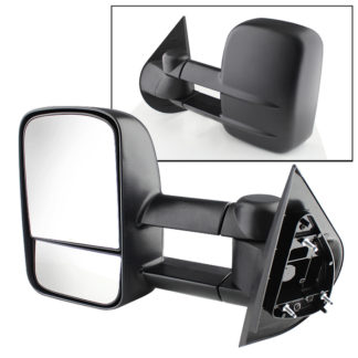 MIR-CSIL07-PW-L Chevy Silverado 07-12 Manual Extendable - POWER Heated Adjust Mirror - LEFTFit:Chevy Avalanche 1500 2007-13 /Chevy Silverado 1500 New Body Style 2007 /Chevy Silverado 1500 2008-13 /Chevy Silverado 2500 HD 2008-13 /Chevy Silverado 2500 HD New Body Style 2007 /Chevy Silverado 3500 New Body Style 2007 /Chevy Silverado 3500 2008-13 /Chevy Silverado Hybrid New Body 2007 /Chevy Silverado Hybrid 2009-13 /Chevy Suburban 1500 2007-13 /Chevy Suburban 2500 2007-13 /Chevy Tahoe 2007-13 /GMC Sierra 1500 2008-13 /GMC Sierra 1500 New Body Style 2007 /GMC Sierra 2500 HD New Body Style2007 /GMC Sierra 2500 HD 2008-13 /GMC Sierra 3500 New Body Style 2007 /GMC Sierra 3500 2008-13 /GMC Sierra Denali 1500 2008-13 /GMC Sierra Denali 1500 New Body Style 2007 /GMC Sierra Denali 2500 HD 2011-13 /GMC Sierra Denali 3500 HD 2011-13 /GMC Sierra Hybrid New Body Style 2007 /GMC Sierra Hybrid 2009-13 /GMC Yukon 2007-13 /GMC Yukon XL 1500 2007-13 /GMC Yukon XL 2500 2007-13 /GMC Yukon XL Denali 2007-13