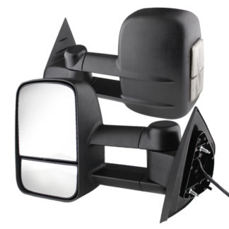 MIR-CSIL07S-MA-SM Pair - Chevy Silverado 07-12 Manual Extendable - MANUAL Adjust Mirror with LED Singal SmokeFit:Chevy Avalanche 1500 2007-13 /Chevy Silverado 1500 New Body Style 2007 /Chevy Silverado 1500 2008-13 /Chevy Silverado 2500 HD 2008-13 /Chevy Silverado 2500 HD New Body Style 2007 /Chevy Silverado 3500 New Body Style 2007 /Chevy Silverado 3500 2008-13 /Chevy Silverado Hybrid New Body 2007 /Chevy Silverado Hybrid 2009-13 /Chevy Suburban 1500 2007-13 /Chevy Suburban 2500 2007-13 /Chevy Tahoe 2007-13 /GMC Sierra 1500 2008-13 /GMC Sierra 1500 New Body Style 2007 /GMC Sierra 2500 HD New Body Style2007 /GMC Sierra 2500 HD 2008-13 /GMC Sierra 3500 New Body Style 2007 /GMC Sierra 3500 2008-13 /GMC Sierra Denali 1500 2008-13 /GMC Sierra Denali 1500 New Body Style 2007 /GMC Sierra Denali 2500 HD 2011-13 /GMC Sierra Denali 3500 HD 2011-13 /GMC Sierra Hybrid New Body Style 2007 /GMC Sierra Hybrid 2009-13 /GMC Yukon 2007-13 /GMC Yukon XL 1500 2007-13 /GMC Yukon XL 2500 2007-13 /GMC Yukon XL Denali 2007-13