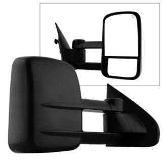 MIR-CSIL14-PWH-R Chevy Silverado 14-15 POWER Heated Telescoping Mirror - Right