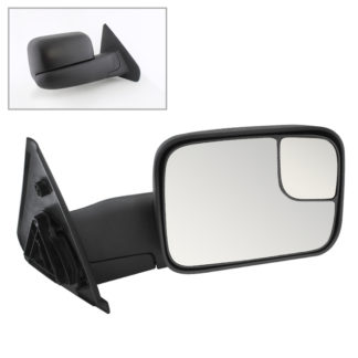 MIR-DRAM02-MA-R Dodge Ram 02-09 Manual Extendable - MANUAL Adjust Mirror - RIGHTFit:Dodge Ram 1500 1994-01 /Dodge Ram 2500 1994-02 /Dodge Ram 3500 1994-02 /