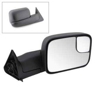 MIR-DRAM94-MA-R Dodge Ram 94-01 Manual Extendable - MANUAL Adjust Mirror - RIGHTFit:Dodge Ram 1500 1994-01 /Dodge Ram 2500 1994-02 /Dodge Ram 3500 1994-02 /
