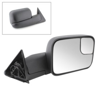 MIR-DRAM94-PW-R Dodge Ram 94-97 Manual Extendable - POWER Adjust Mirror - RIGHTFitDodge Ram 1500 / 1994-97 Dodge Ram 2500 / 1994-97 Dodge Ram 3500 / 1994-97