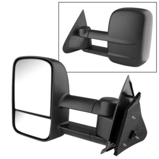 MIR-FF15097-MA-L Ford F150/250 97-03 Manual Extendable - MANUAL Adjust Mirror - LEFTFit:1997-00 Ford F150 Truck Manual 2001-03 Ford F150 Truck Manual (Except Crew Cab)1997-99 Ford F250 Light Duty Truck Manual 2004 Ford F150 Heritage Truck Manual