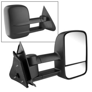 MIR-FF15097-MA-R Ford F150/250 97-03 Manual Extendable - MANUAL Adjust Mirror- RIGHTFit1997-00 Ford F150 Truck Manual 2001-03 Ford F150 Truck Manual (Except Crew Cab)1997-99 Ford F250 Light Duty Truck Manual 2004 Ford F150 Heritage Truck Manual