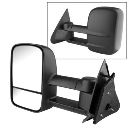 MIR-FF15097-PW-L Ford F150/250 97-03 Manual Extendable - POWER Adjust Mirror - LEFTFit:Ford F150 Heritage 2004 Ford F150 1997-00 Ford F150 2001-03Ford F250 1997-99