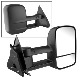 MIR-FF15097-PW-R Ford F150/250 97-03 Manual Extendable - POWER Adjust Mirror- RIGHTFit:Ford F150 Heritage 2004 Ford F150 1997-00 Ford F150 2001-03Ford F250 1997-99
