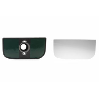 MIR-GLASS-CS9907-MA-L2 Replacement Glass for Manual Mirror CS99 / CSIL03 / CSIL07 / FF15097 Left small
