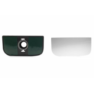 MIR-GLASS-CS9907-MA-R2 Replacement Glass for Manual Mirror CS99 / CSIL03 / CSIL07 / FF15097 Right Small