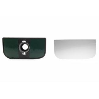 MIR-GLASS-CS9907-MA-R2 Replacement Glass for Manual Mirror CS99 / CSIL03 / CSIL07 / FF15097 Right Small