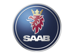 Saab Chrome Door Handles