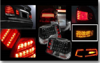 Pontiac G8 Auto Tail Lights LED Euro Altezza