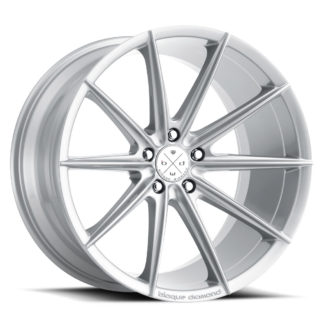 The Blaque Diamond Model 11 Custom Wheel presents a destinct innovative style to seperate your vehicle from the rest. Blaque Diamond Wheels are designed in the U.S.A. and offered globally to high-end luxury
