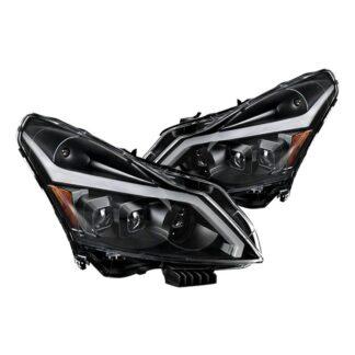 Infiniti G37 Sedan LED Sequential Projector Headlights