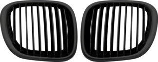 72R-BMZ396-BB ABS Performance Grille Black Frame/Black Fence