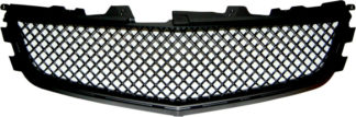 72R-CACTV08T-GOE-BK ABS Black Performance Grille. Fits CTS-Sedan With CTS-V Upgraded Bumper